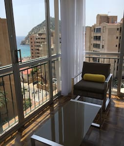 La Cala Benidorm, Apartment Asturias, Sea Views