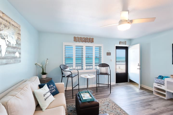 NEWLY RENOVATED Beachfront condo on Sunset Beach