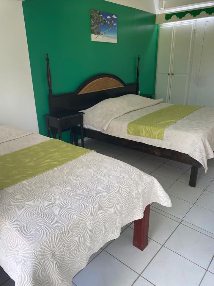 Hotel Le Rotabas Bungalow Triple
