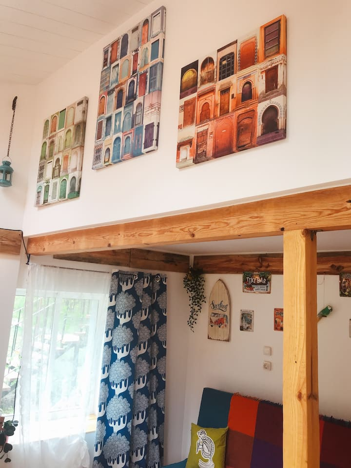Cosy little apartment in green area Cantabria