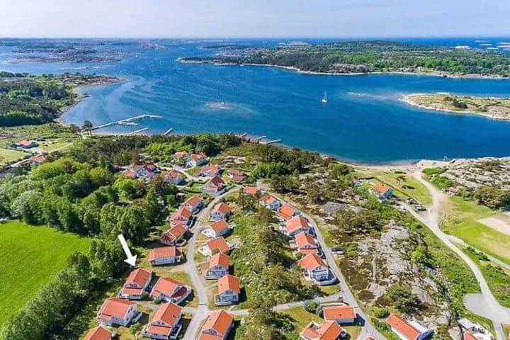Fin havsnära stuga i Tanumstrand, Grebbestad