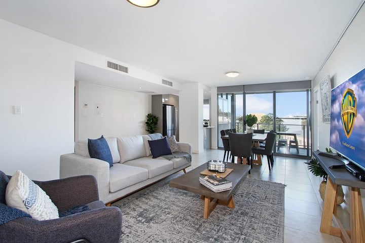 Newcastle Executive Apt Quality Clean Comfortable