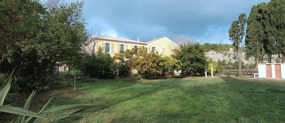 Le Jardin sur la Mer - Narbonne - Dům