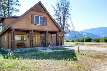 Deluxe Mountain Retreat - Garden Valley - Casa