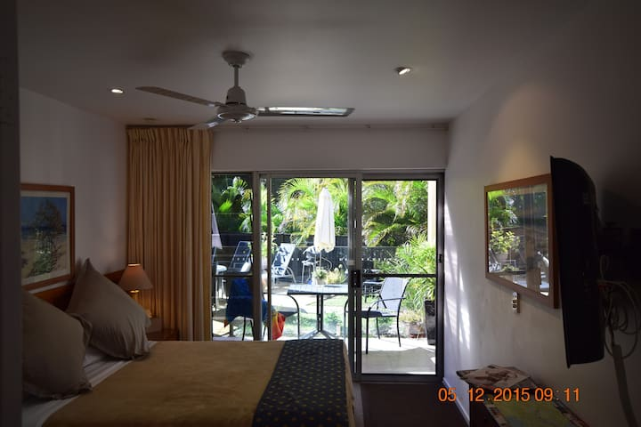 Noosa Cove  Studio. Adults Only, Boutique Retreat - 努沙岬(Noosa Heads) - 公寓