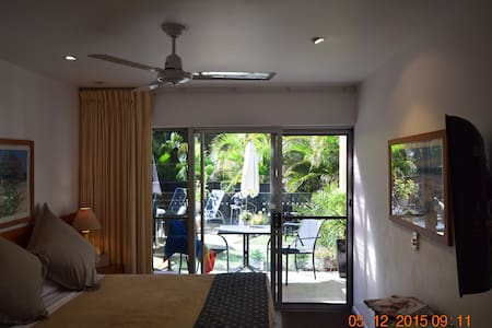 Noosa Cove  Studio. Adults Only, Boutique Retreat - Noosa Heads