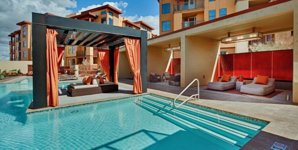 Awesome 2bdrm apartment in N. Phx! - Phoenix - Wohnung
