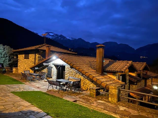 La Fragua Casa Rural 3/4 PAX ALIEZO-POTES-LIEBANA