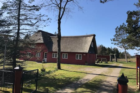 Laust's Estate on the island Rømø