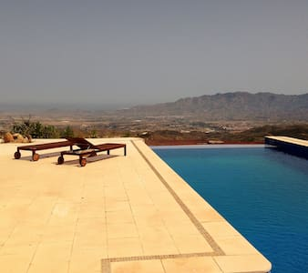 Villa with spectacular views - Bédar - Willa