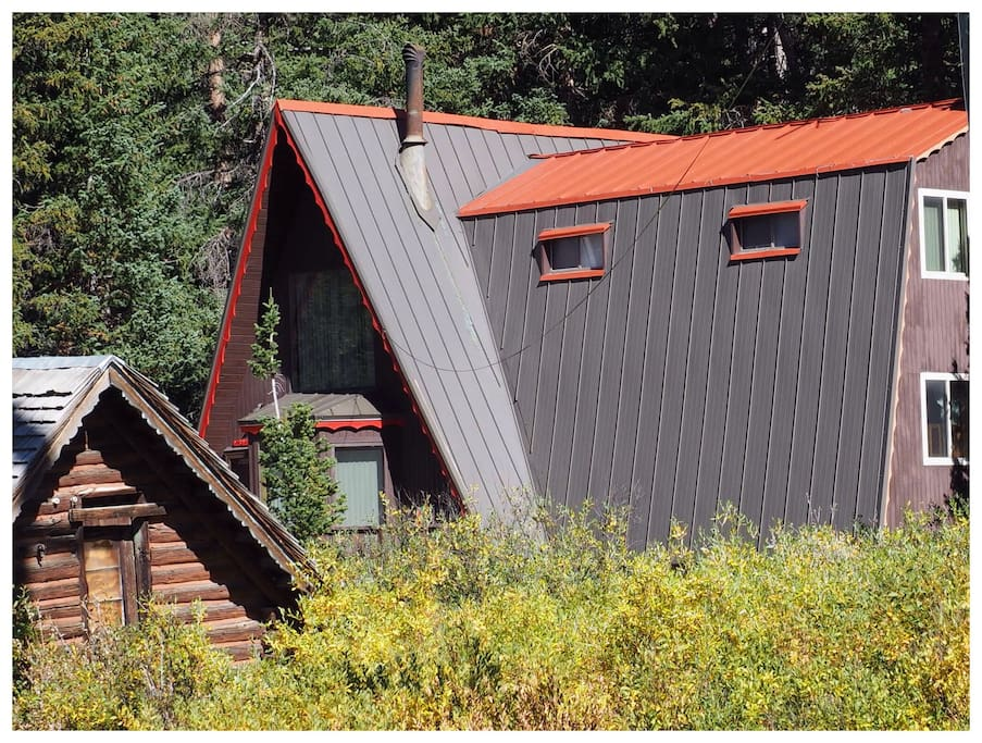 Brighton rustic cabin cabins for rent in salt lake city for Brighton utah cabin rentals