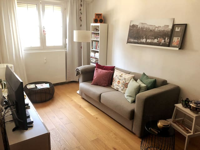 Modern and comfortable apartment near Parc de Merl
