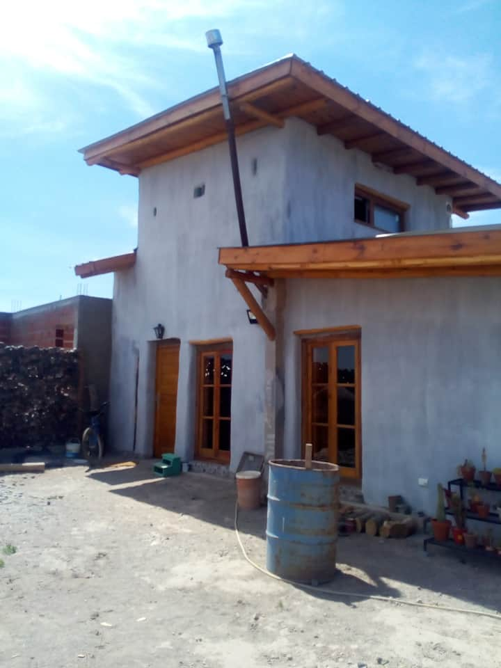 Casa  de  Barro Choele  Choel