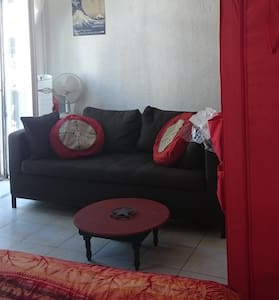 Charmant T2 centre histo. de Montpellier 6p max - Apartment