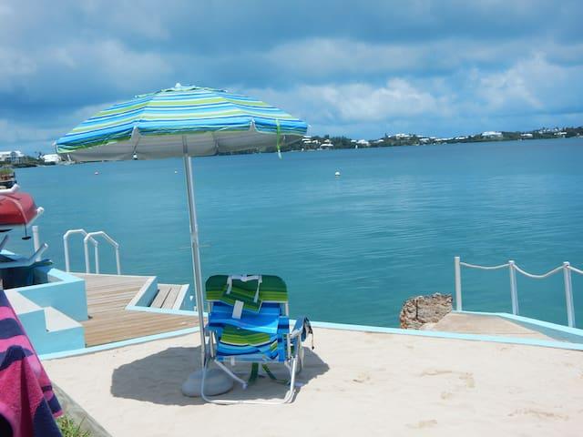 2 Units, Beautiful Views & Private Dock