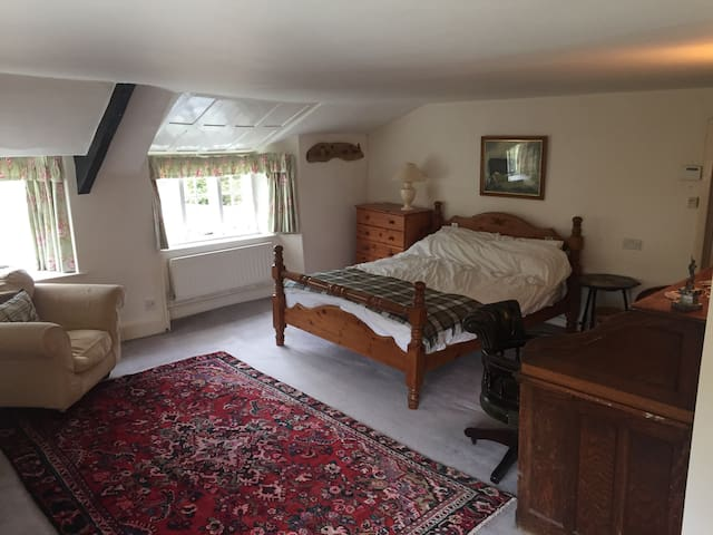 Huge room with private bathroom - Taunton  - House
