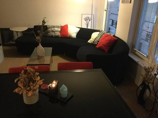 Pied à terre Lille Rue Faidherbe Principale - Lille - Apartment