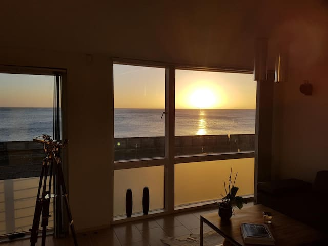 Panoramic sea view on all sides - 180 sqm
