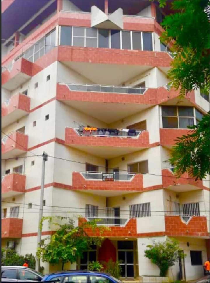 SeaSide Apartment 3, Quartier Camayenne, Conakry