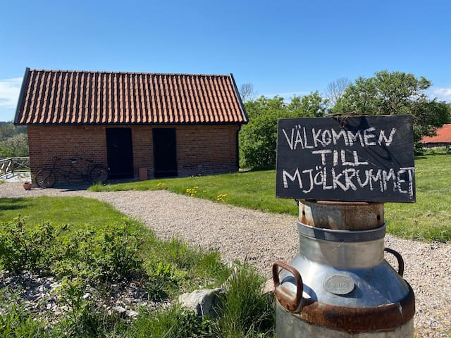 The Milk Room at Agdatorp