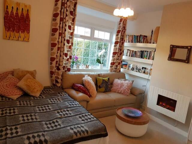 Beautiful and relaxing double room in West Ealing