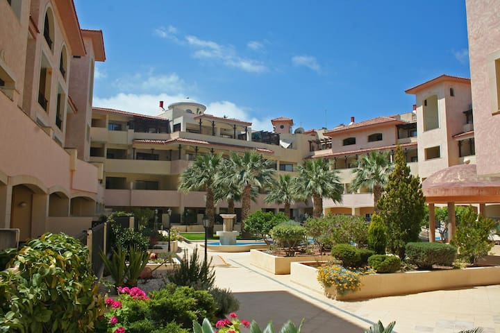 Apartment in Kato-Paphos
