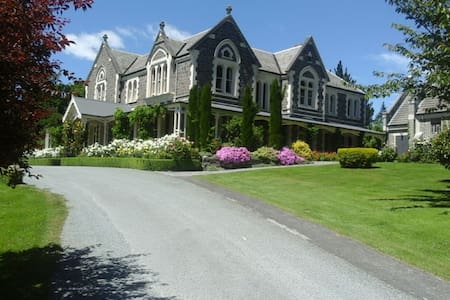 Castle Claremont, - Timaru - House