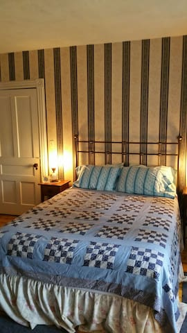 The Greene House Inn - Blue Room - Fort Plain - Penzion (B&B)