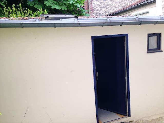 Maisonnette dans Paris