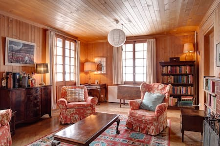 Beautiful Traditional Chalet - Rossinière - Chalet - 1