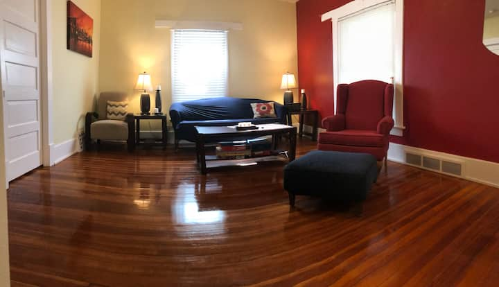 4 Bed 2 Bath House - GREAT Location- Near Downtown