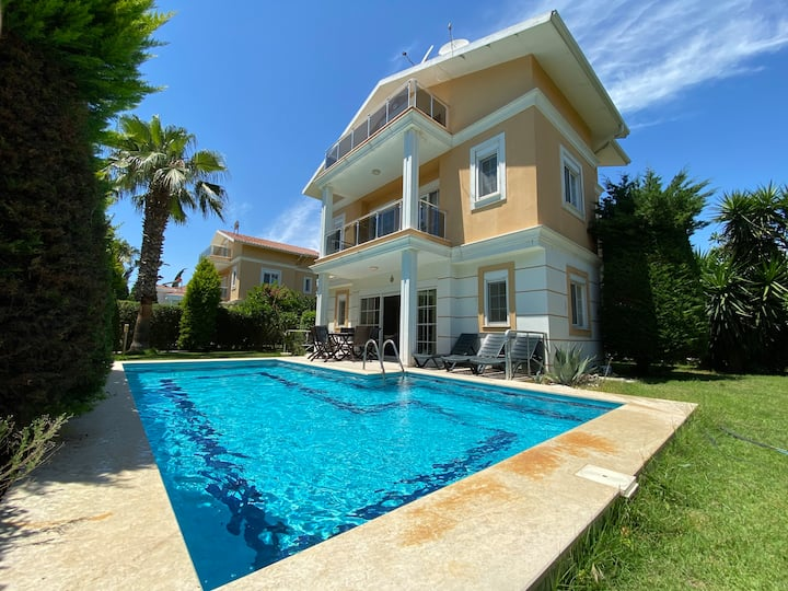 Belek Ultra Lux Single Villa