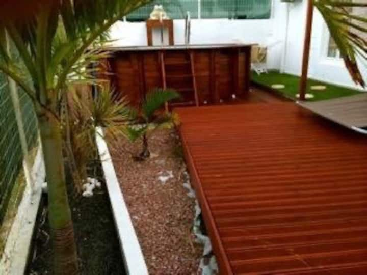 Maison de vacance de standing piscine privative