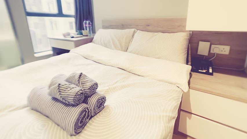 精品型格文青酒店K Hotel - BD