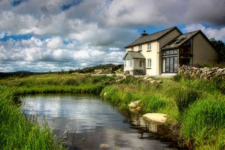 B & B in remote Location on Dartmoor - Princetown - Wikt i opierunek