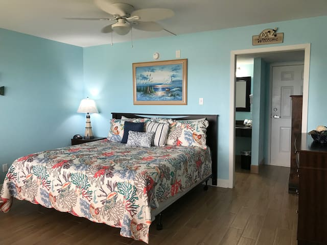 Laguna Reef Hotel Unit #124 with Bayview