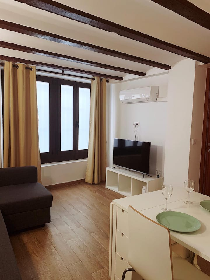 Up Town 1 bedroom apartment in the city center