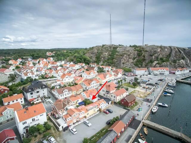 Bo mitt i Grebbestad -Strandpromenaden