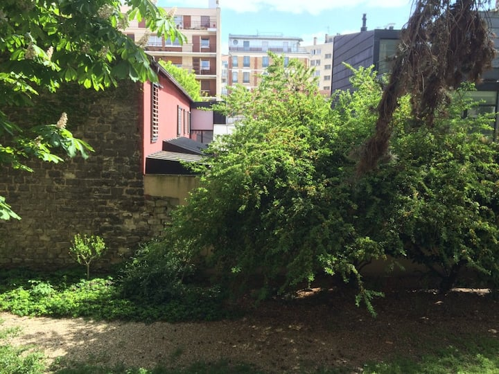 Lovely 40 m2 appartment / 2 pc 40m2 + parking