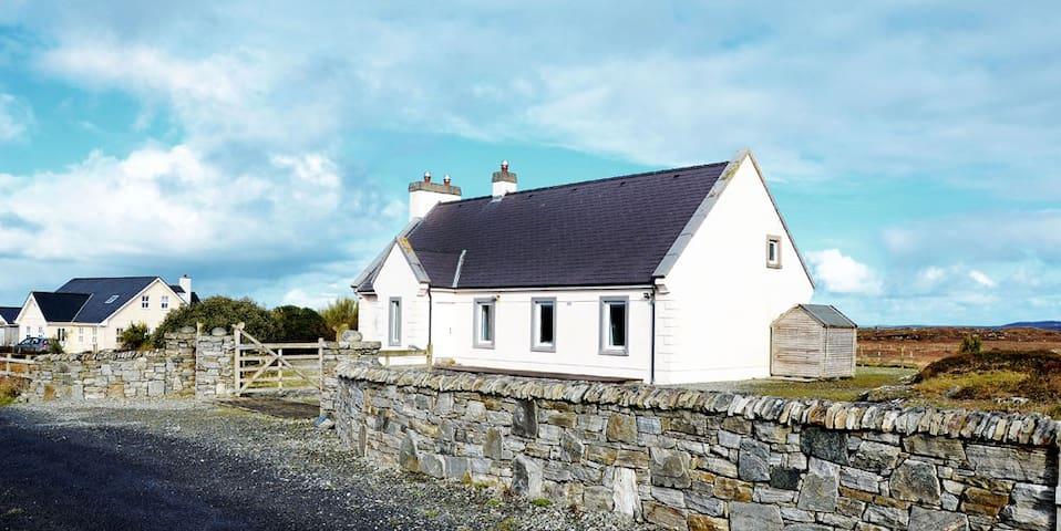 Benshask, Ballyconneely - Galway - Hus