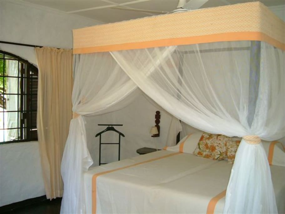 All rooms are Super King Size Doubles, all with ensuite bathrooms.  Linen and towels provided