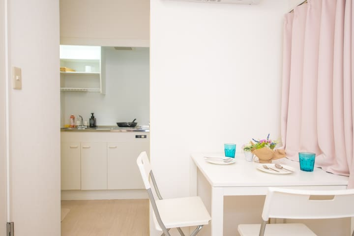 マッセ新町Apartment ☆Near Shinsaibasi Area ☆203