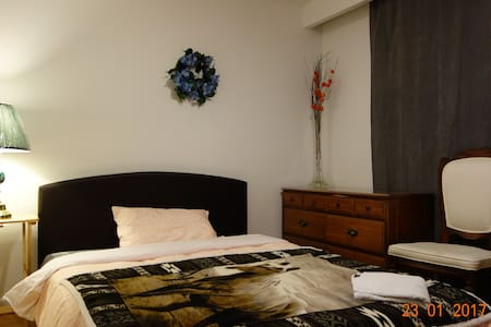 Travellers' Nest Room 3 - Toronto - Bed & Breakfast