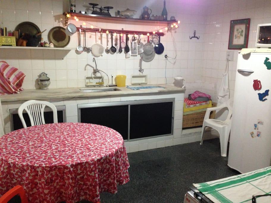 Cuisine Kitchen Cosinha