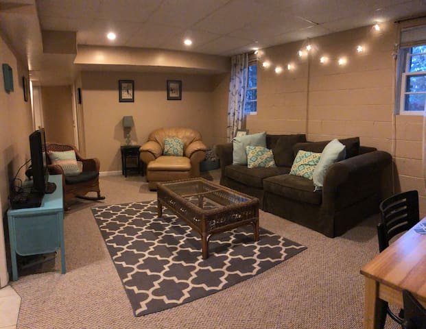 Cozy and Private Basement Apartment