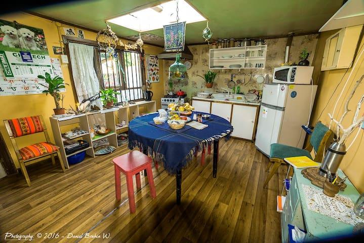el Viaje continua . . . - Puerto Natales - House
