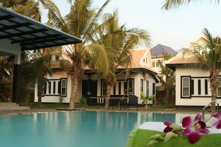 Luxury is in each detail - Krong Siem Reap