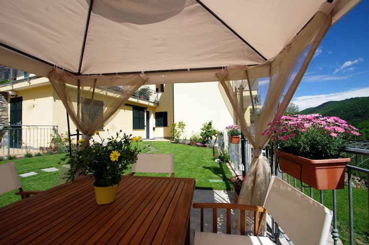 Ponterotto Holiday House - apt N° 3 - Ranzo - Byt