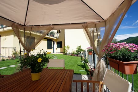 Ponterotto Holiday House - apt N° 3 - Ranzo - 아파트