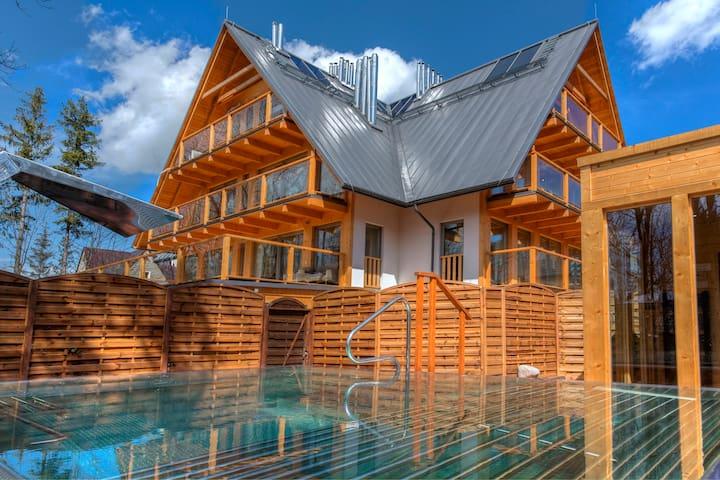 Ładny nowy Blisko Centrum Apartament & Spa Ornak - Zakopane - Byt